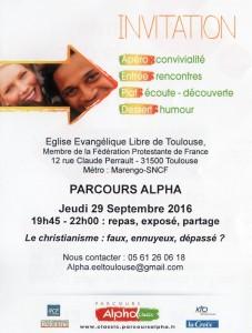 Alpha2016 - Invitation