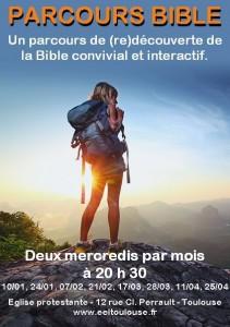 Parcours Bible 2018